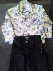 Штани і джинси на 3-5 р.