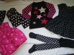 Фирменная одежда на девочку 1-6 лет часть5