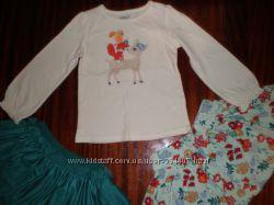 регланы, футболки, туники и майки от CRAZY8, CHILDRENS PLACE, GYMBOREE