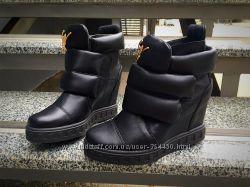 Ботинки ZaNti . кожа, зима и деми