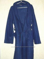 мягкий и теплый флисовый халат,  на запах