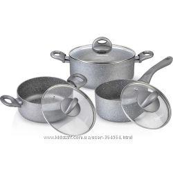 Набор посуды 6 предметов серия MOON STONE от FISSMAN