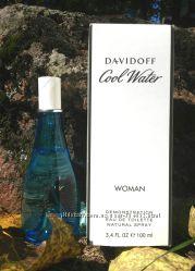 Davidoff cool water woman туалетная вода 100 мл - оригинал