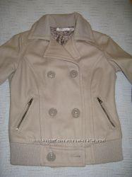 Стильное пальто- куртка размер S-М