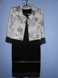 Красивый костюм платье-сарафан  пиджак-болеро