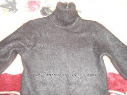 Очень теплый свитер под горло