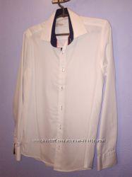 Белая рубашка 46-48 размер