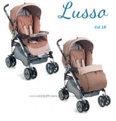 Итальянские коляски Plebani LUSSO