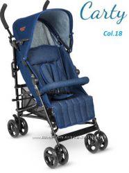 Большой выбор Итальянские коляски-трости. Джинсовая ткань
