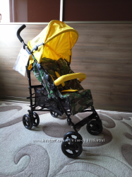 Большой выбор Итальянские коляски-трости Коллекция 2017