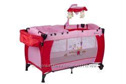 Немецкая кроватка-манеж Babygo Sleeper Deluxe