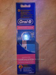 ORAL-B Sensitive оригинал насадки для электрических зубных щеток Оригинал