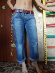 Суперские джинсы итальянского бренда Miss Sixty