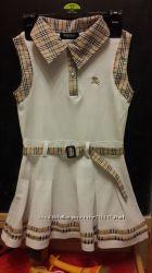 Наши фирменные платья лето 86-92 см