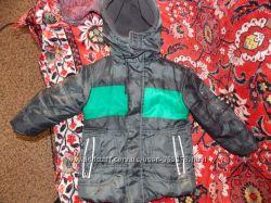 Класна куртка OKAY 98р