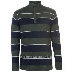 Стильный мужской свитер Pierre Cardin