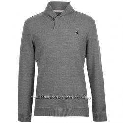 Стильный мужской свитер Kangol