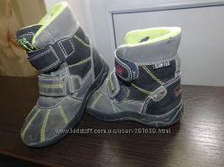 Термо ботинки осень-весна. 14, 5см по стельке