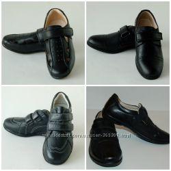 Туфли  мокасины для мальчиков 31-39 р. Большой выбор моделей