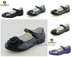 Туфли для девочек Шалунишка 31-36 р. Большой выбор моделей