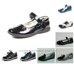 Туфли для девочек 31-38 р. Большой выбор моделей