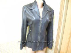 куртка пиджак кожанная