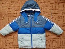 Куртка Adidas  original на 2-3 года