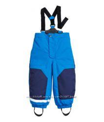 Продам зимние штаны полукомбинезон HM одеты 1 раз