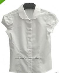 Блузки школьные, новые.