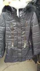 Куртки большие размеры в наличии
