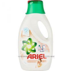 Гель  Ariel Для чувствительной кожи 1, 3 л