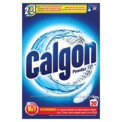 Calgon 2в1 - средство для смягчения воды и улучшения качества стирки