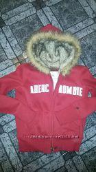 Куртка, кофта,  парка, реглан , Abercrombie размер м
