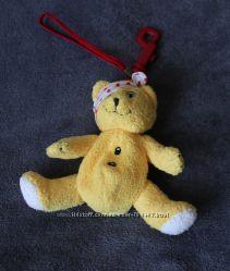 Медвежонок-кошелёк с карабином