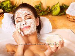 Отшелушивающее молочко - маска для лица