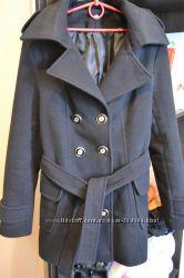 Продам женское драповое пальто-френч размер L, 46