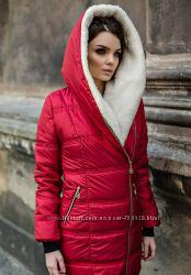 Теплые и стильные куртки на овчине