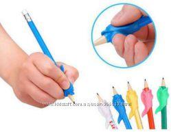 Тренажеры для письма, ручки - самоучки