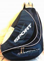 Рюкзак однолямочный . Рюкзак на одно плечо . три цвета .