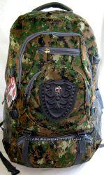 Рюкзак туристический , камуфляж , армейский . Отличное качество