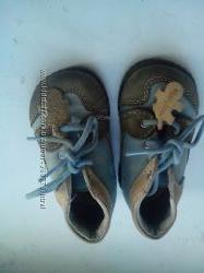 демисезонные ботиночки на малыша