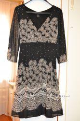 Шифоновое платье ESPRIT 38