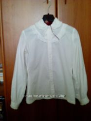 Блузка школьная на рост 155-160 см