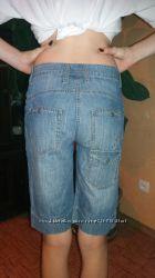 шорты джинсовые GEOX на 12 лет