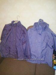 Куртки дождевик и ветровка М