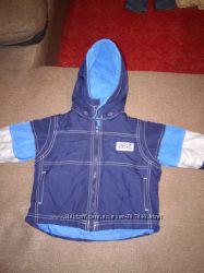 Курточка теплая на 9-12 м ADAMS