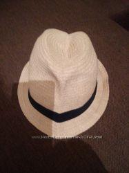 Шляпа классная для мальчика 4-6 лет 51-52см