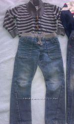 Фирменные джинсы на 104-110рост