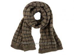 30170, женский тёплый вязаный шарф esmara