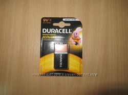 Батарейка DURACELL MN1604 9V годн. до 2020 Крона